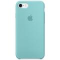 Pouzdro Apple iPhone 7 8 Silicone Case Sea