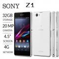 Sony Xperia Z1 C6903 white