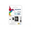 MicroSDXC 64GB Adata