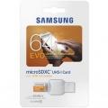 Samsung MicroSDXC 64GB EVO Class 10