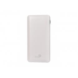 Tel1one Power bank 12000 mAh White