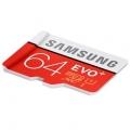 MicroSDXC 64GB EVO Plus Samsung