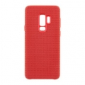 EF-GG965FRE Samsung Hyperknit Cover Red pro G965 Galaxy S9 Plus