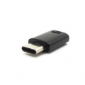 EE-GN930 Samsung Type-C-microUSB Adapter Black
