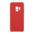 EF-GG960FRE Samsung Hyperknit Cover Red pro G960 Galaxy S9