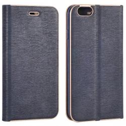 Pouzdro Vennus Book Samsung G930 Galaxy S7 modrá