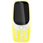 Nokia 3310 DualSIM yellow