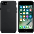 Pouzdro Apple iPhone 7-8 Silicone Case black