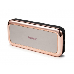 Luxusní Power Banka RPP-36 REMAX Mirror 10000mAh gold