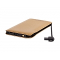 Power Banka Tel1 Slim 12000mAh gold