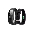 Fitness náramek UMAX U-Band 107 Plus HR black