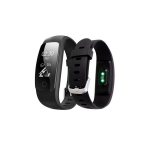 Fitness náramek UMAX U-Band 107 Plus HR black