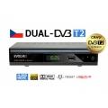 EVOLVEO Gamma T2 Dual HD DVB-T2
