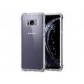 Pouzdro Spigen Crystal Shell Clear Samsung Galaxy S8+