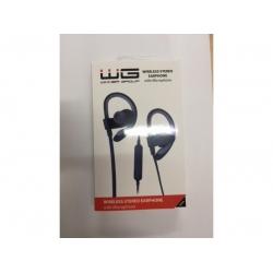 Bluetooth Sluchátka s Mikrofonem black