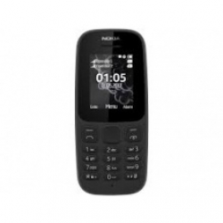 Nokia 105 2017 DualSIM Black